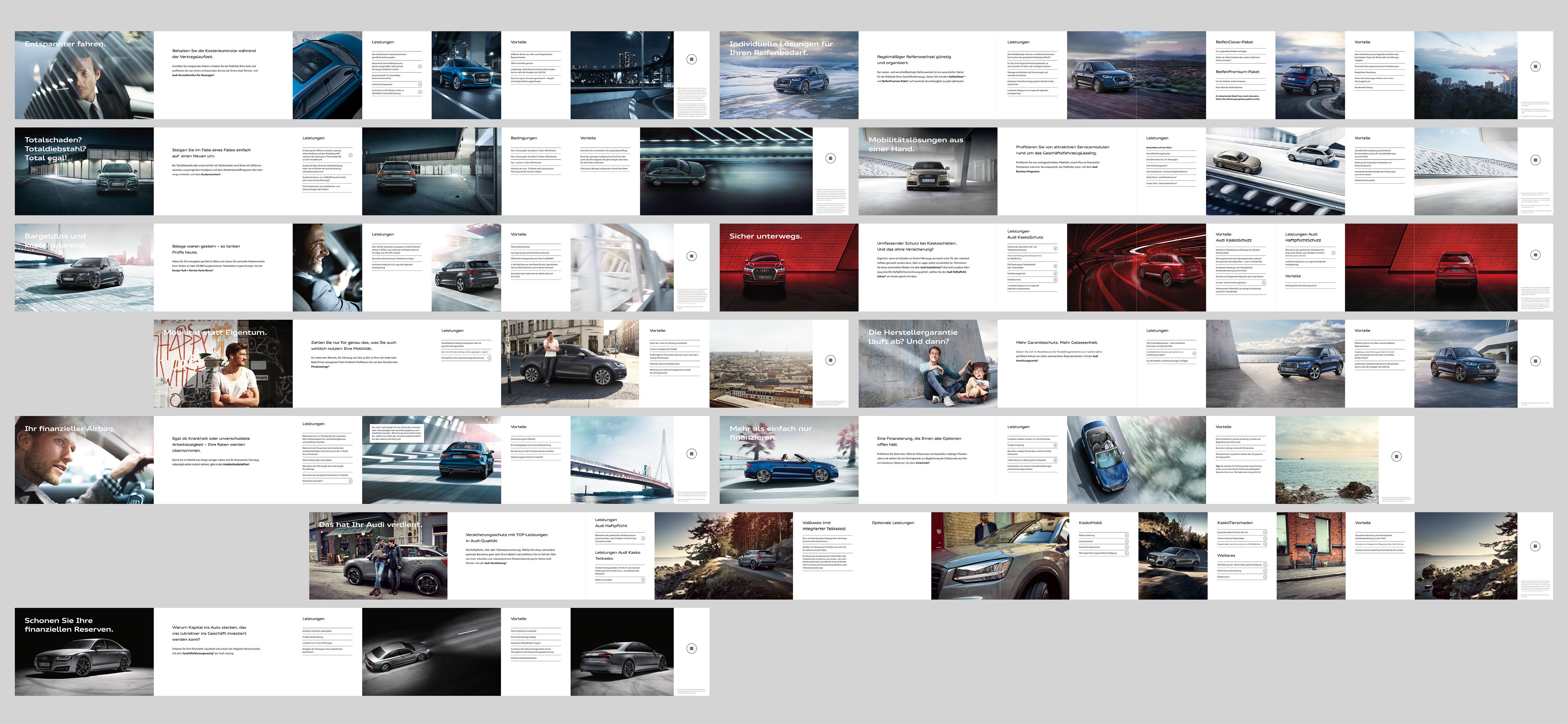 Audi Bank App