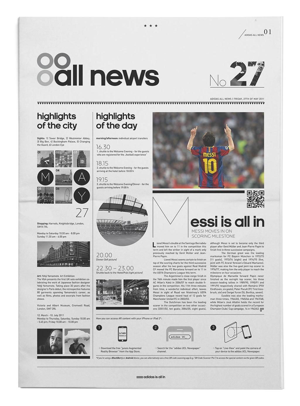 Adidas All News